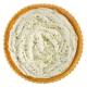Limetkový tart s jogurtovým krémom