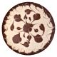 Mramorový cheesecake