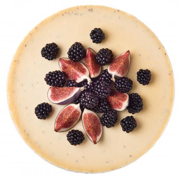Marcipánovy cheesecake