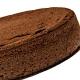 Gaštanovo - čokoládový koláč
