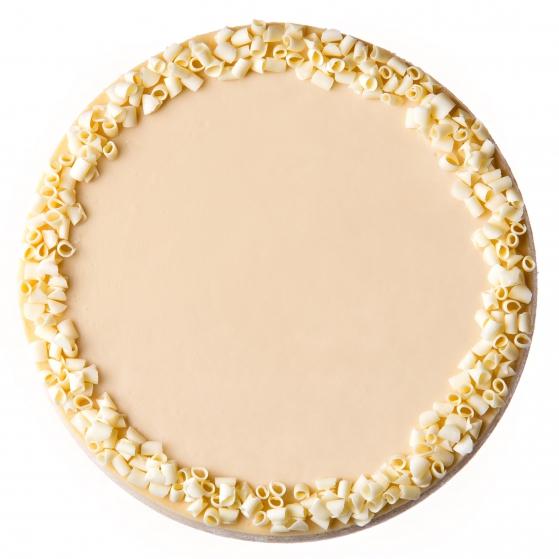 Mandľový cheesecake