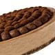 Mokka cheesecake s kávovým likérom a parížskym krémom