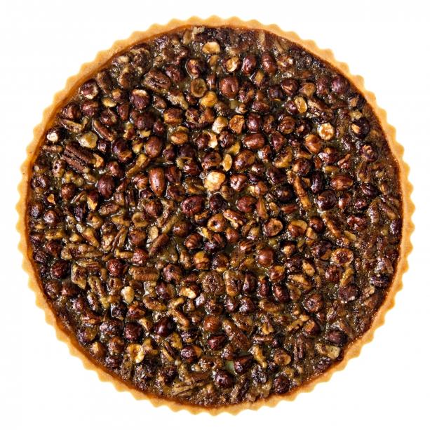 Lieskovcovo - pekanový tart